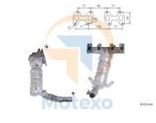 Catalytic Converter FIAT PANDA 1.1i 8v 9/03-