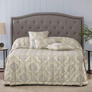 Bianca Dorset Bedspread Taupe