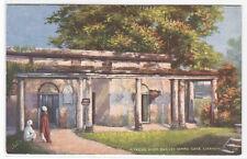 Aitken's Post Bailey Guard Gate Lucknow India Tuck 1910c postcard