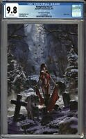Vampirella #1 CGC 9.8 VIRGIN Variant GALLAGHER Cover