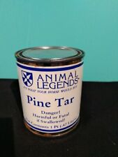 Animal Legends Pine Tar for Equine use 1 pint  Brand NEW