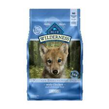 BLUE Wilderness Puppy Grain Free Chicken Dry Dog Food 4.5-lb