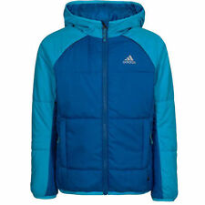 adidas Boys' Casual Coats, Jackets & Snowsuits (2-16 Years) with Hooded