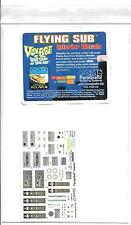 ParaGrafix Voyage to Bottom of the Sea Interior Flying Sub Decals 1/32 115 ST