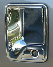 Pilot Automotive DH68115A Chrome Door Handle Covers Fits 99-09 Ford F-250/350
