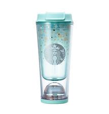 Starbucks Korea 2017 Summer Limited edition Mint Cube Waterball Tumbler 355ml