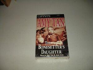The Bonesetter's Daughter - Amy Tan (2004, Cassette, Abridged) Brand New, Sealed