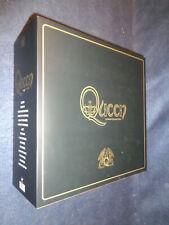 QUEEN STUDIO COLLECTION - BOX 18 LP COLORED + LIBRO - COME NUOVO - M5 - FLG