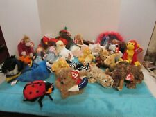 LOT OF 26 BEANIE BABIES