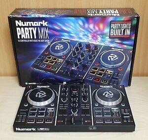 NUMARK PARTY MIX USB 2 Channel DJ Controller - 117777