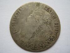 1562 Elizabeth I milled Sixpence