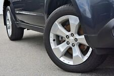 5x 17inch Subaru FORSTER XT Premium S3 Alloy Wheels 2012 GENUINE SILVER USED