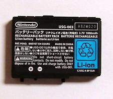 OEM Original Nintendo DS Lite DSL NDSL Usg-003 Usg-001 Battery