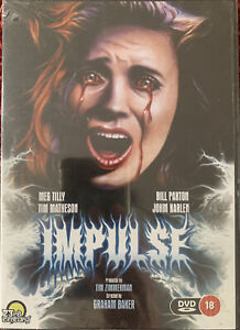 Impulse - NEW SEALED DVD - Rare - EBO5