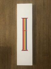 Authentic Apple Watch Band 40mm 2020 PRIDE EDITION *NEW, SEALED*