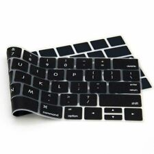 Silicone Keyboard Cover Skin for MacBook Air Pro 13