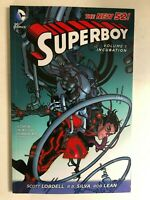 SUPERBOY volume 1 Incubation (2012) DC Comics TPB FINE