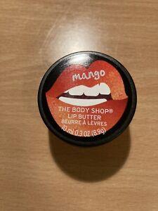 The Body Shop Mango Lip Butter 10ml