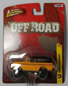 1/64 JOHNNY LIGHTNING: 1978 INTERNATIONAL SCOUT II - 2012 EDITION. HARD TO FIND
