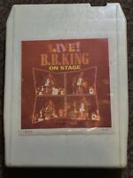 B.B. King Live! On Stage 8 TRACK