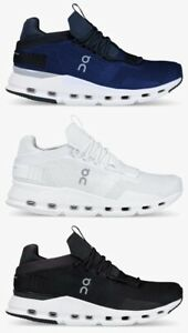 On Running Cloudnova All-Day Sneakers Mens Lightweight Comfortable Trainers