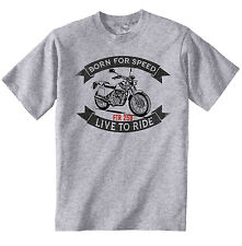 HONDA BEAT FTR 250 - NEW COTTON GREY TSHIRT - ALL SIZES IN STOCK