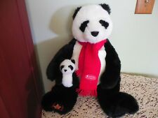 "Adorable Gund Panda Bear "" Smithsonian Zoological Park"
