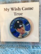 """NOS ELVIS MYSTIC STAMP COLORIZED QUARTER GREATEST HIT """"MY WISH CAME TRUE"""""""