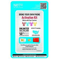 Net10 Universal Bring Your Own Phone Kit