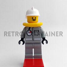 LEGO Minifigures - Fireman - firec026 - Pompiere Omino Minifig Set 6429
