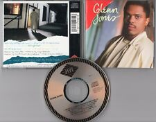 Glenn Jones CD SAME 1988 USA Press JIVE 1062-2-J Funk Soul near mint condition