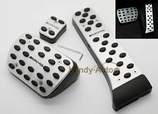 Mercedes Benz AMG Sporty Foot Pedals Fitment for E and GLK Class