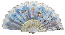 Hand fans Abanico de Mano con Divino Nino Jesus Spirituality