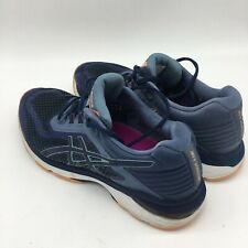 Asics GT-2000,  Indigo Blue White Women Running Shoes ,T856N-4949, Size 11.0D