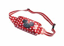 Disney Hip Bag Mickey Mouse Dotted Red Pouch Bum Bag Waist Bag Belt Bag