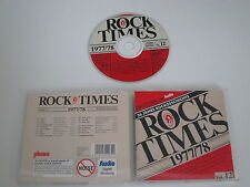 VARIOUS/AUDIO ROCK TIMES 77/78/VOL.12 (AUDIO/PHONO MUSIC CD 27000329 A) CD ALBUM