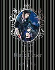 Kuroshitsuji Black Butler Yana Toboso Artworks Art Book #1 Manga Anime