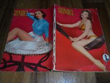 GONDEL # 144 von 1961 -- FKK- Männermagazin-PIN UP-Girls / ELKE SOMMER