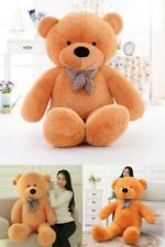 "47"" 120 cm Brown Giant Teddy Bear Plush Big Huge Stuffed Toy Christmas Xmas Gift"