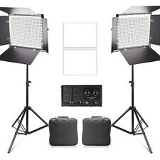 480 LED Bi-Color Dimmable Professional Video Light for Photography Lighting Kit