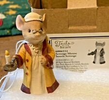 New ListingEnesco Tails With Heart Scrooge Mouse #6006551 With Box