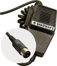 Cb/ham Radio Microphone Mic Midland 5 Pin Plug Wiring