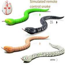 New remote control rattlesnake animal realistic effect toy snake
