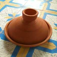 Marocain cuisson tagine pot Tajine sans plomb Terra Cotta non vitrés Large 12