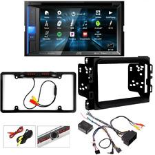 JVC Bluetooth CD Car Stereo Radio Dash install kit harness for 203-2017 RAM 1500