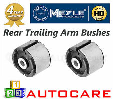 BMW E36 E46 E83 E85 E86 Rear Axle Trailing Arms Bushes Meyle HD 3003332104HD x2