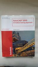 AutoCAD 2010 : A Problem-Solving Approach by Sham Tickoo (2010, Paperback)