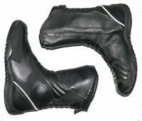""">>> """" POLO DRIVE """" Motorradstiefel / Biker- Boots / Stiefel in schwarz Gr. 41"""