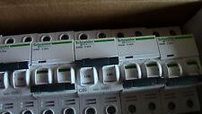 Disjoncteur 2p Ic60h C20 20a Schneider