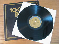 10 Great Rock And Roll Hits Vintage 1972 Record LP A Columbia Musical Treasury
